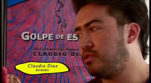 Entrevista a Claudio Díaz
